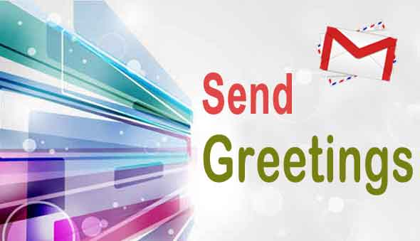 send greetings